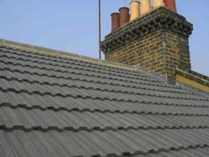 roof valley repair hucknall