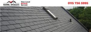 domestic roofing nottingham image header