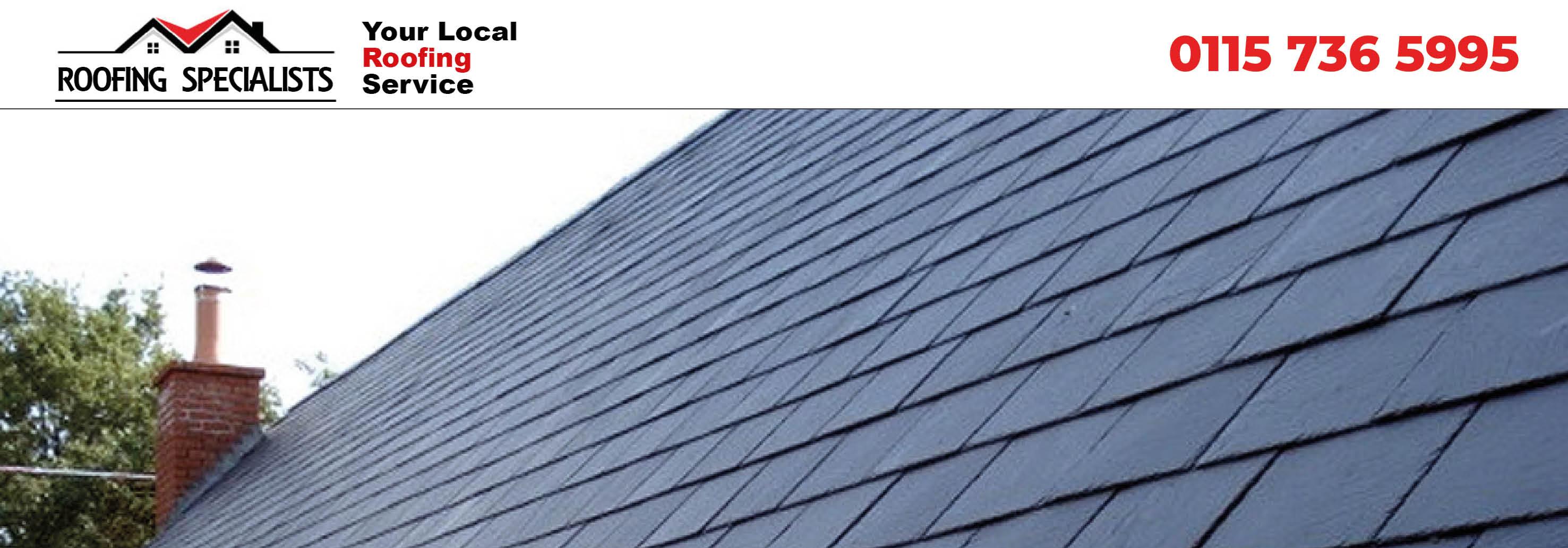 nottingham roofing company header image