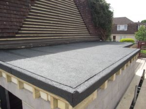 flat roofing services NG1 5